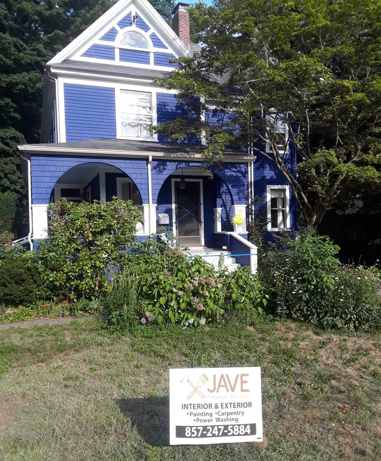 Exterior Painting by Jave