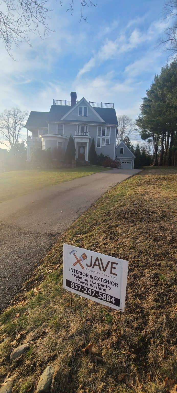 Exterior Painting by Jave Property
