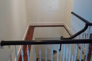 Interior Painting Rails