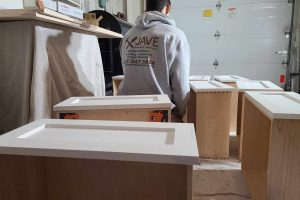 Mounting Cabinets
