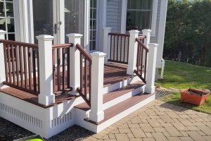 Painted Porche